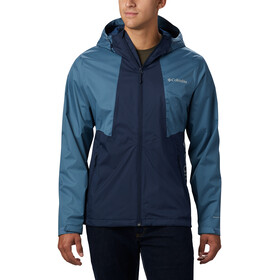 Columbia Inner Limits II Giacca Uomo, collegiate navy/mountain